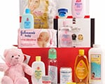 Baby Hampers & Nappy Cakes